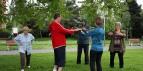 Témata pro cvičení v parku Na Pankráci